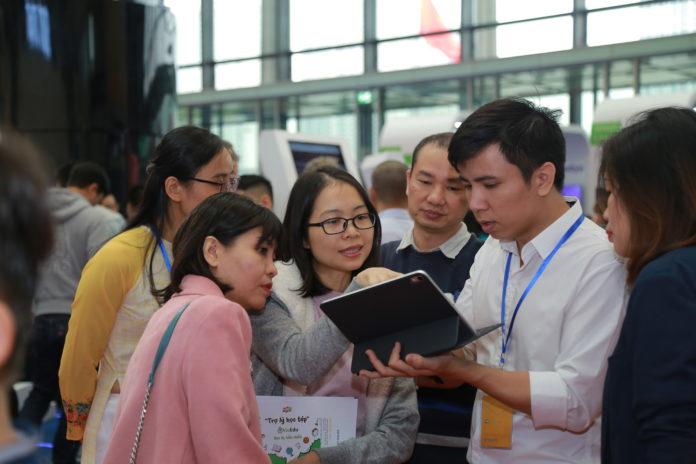 """""""Trợ lý học tập"""" VioEdu nổi bật giữa sự kiện công nghệ Techday 2019"""
