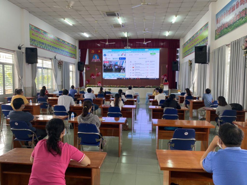 chung kết hội thi tài năng tin học tiểu học trên vioedu